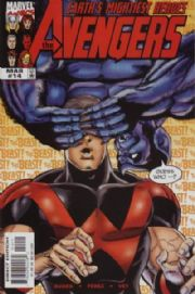 Avengers #14 (1998) Marvel Comics US Import Busiek Perez